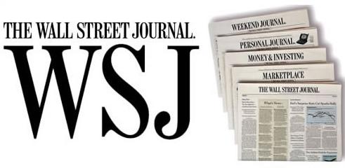 ウォール・ストリート・ジャーナル(The Wall Street Journal, WSJ)