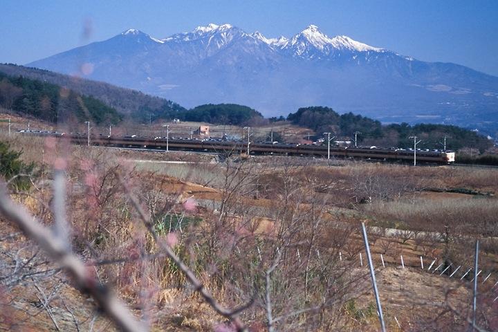 620405中央線新府-穴山間_183系特急あずさ_004