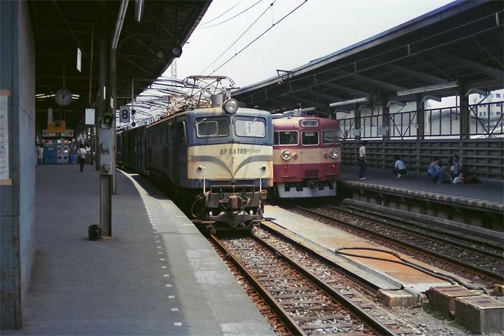 上野駅8番線再スキャン