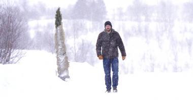 『白い沈黙』 舞台はカナダ・オンタリオ州。『スウィート ヒアアフター』でも印象的だった雪景色が広がる。
