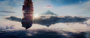 ジョー・ライト 『PAN ~ネバーランド、夢のはじまり~』 空飛ぶ海賊船はネバーランドへ。