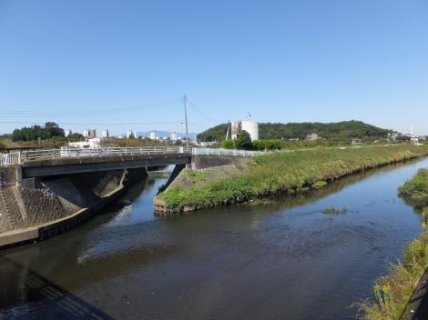 小糸川が引地川に合流