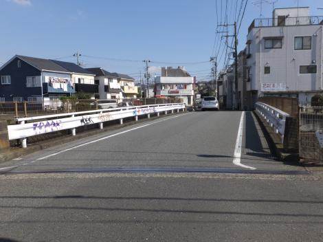 境川・鶴金橋
