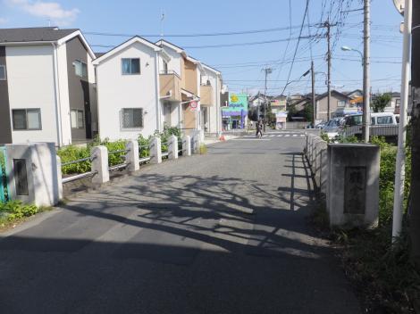 境川旧河道・鶴金橋