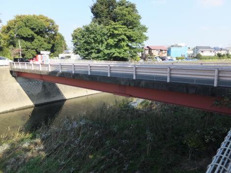 境川・高木橋