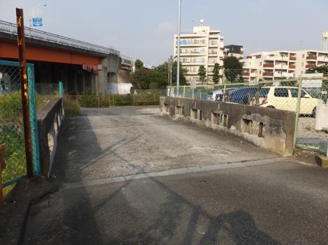 旧境川河道・榎堂橋