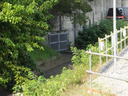 旧境川河道・榎堂橋上流