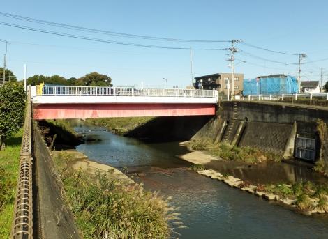 境川・根岸橋