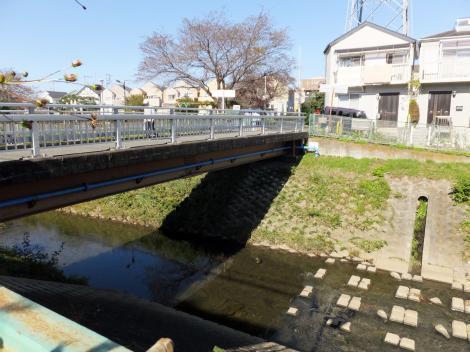 境川・中村橋
