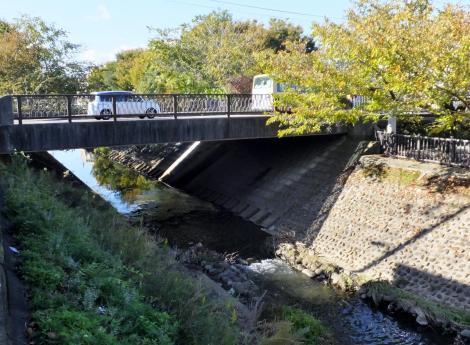 境川・寿橋