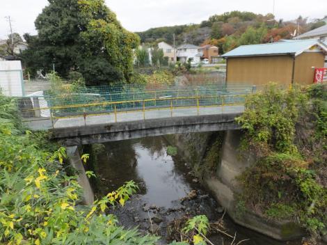 境川・常盤橋