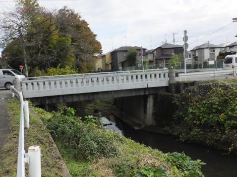 境川・二国橋