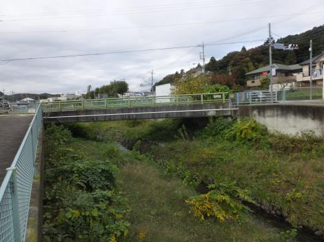 境川・川島橋