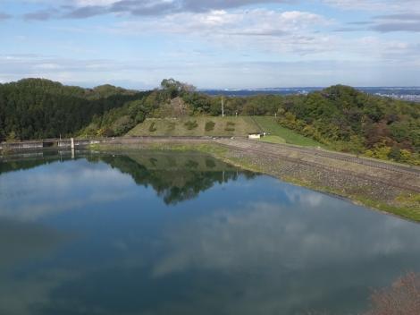 城山湖(城山発電所本沢調整池)