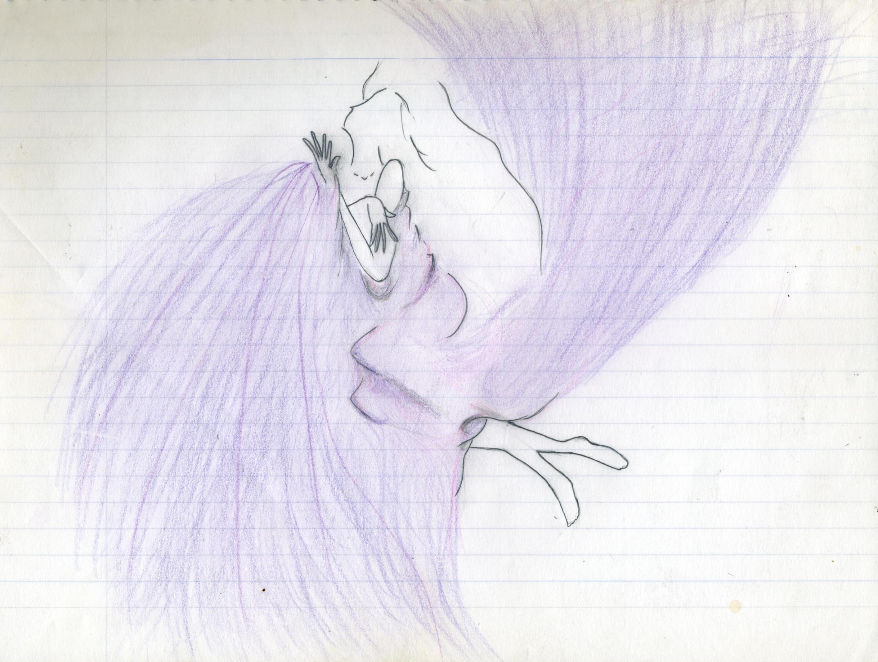 Last Scene 00 紫