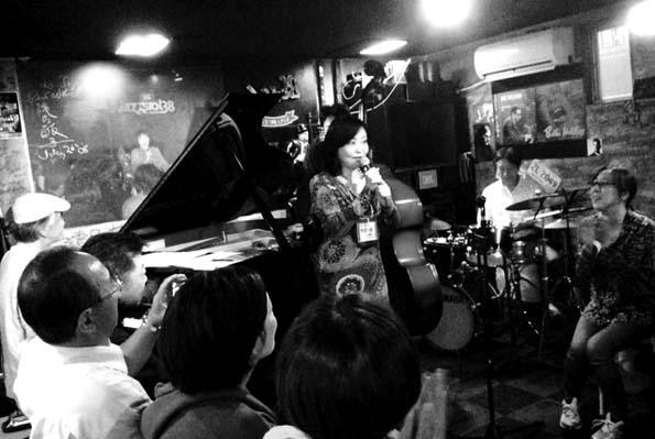 20151001 毒蝮三太夫中継 Jazz38 21cm