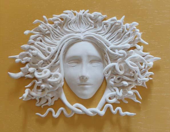 #84 Medusa Dsc03597 21cm