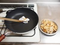 鶏むね肉とチンゲンサイのピリt51