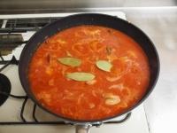 鶏とごぼうのトマト煮カチャトーt58