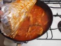 鶏とごぼうのトマト煮カチャトーt60