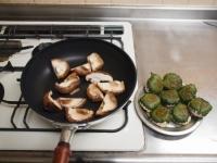 鶏むね肉の柔らかつくね照り焼t44