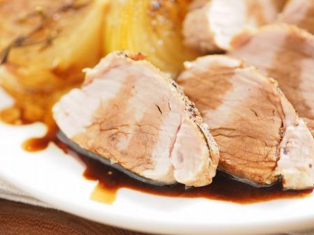 豚ひれ肉のロースト、ハッセルッt51