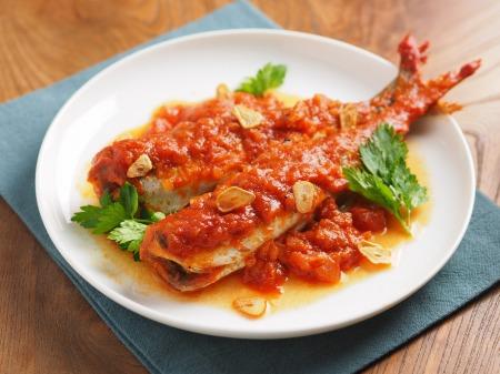 ウルメイワシのトマト煮t04