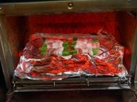 スナップエンドウの豚バラ巻きt12