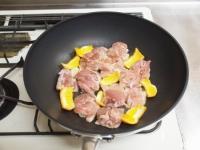 鶏もも肉のオレンジ煮t35
