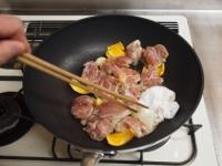 鶏もも肉のオレンジ煮t37