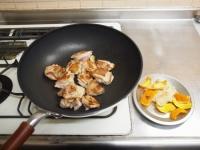 鶏もも肉のオレンジ煮t40