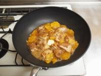 鶏もも肉のオレンジ煮t48