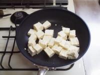 にら豆腐炒めt45