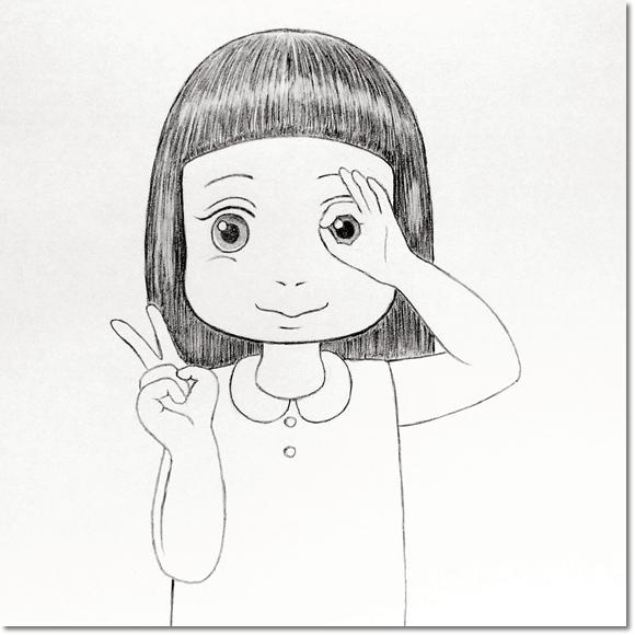 まりのスケッチ4
