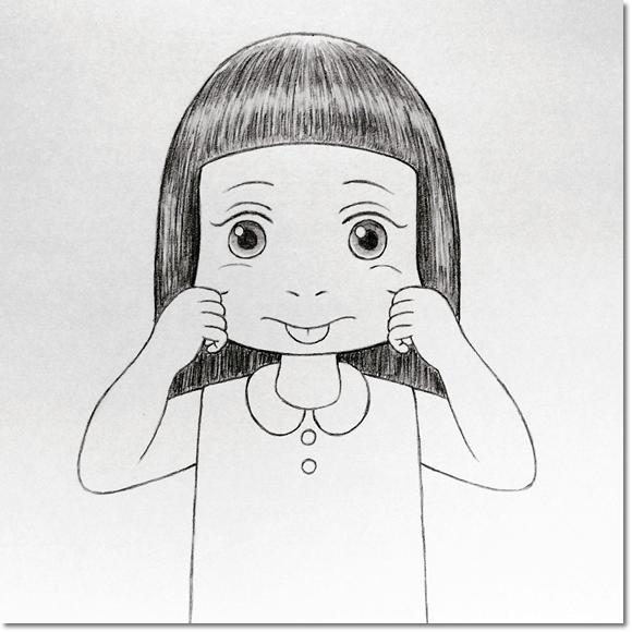 まりのスケッチ5