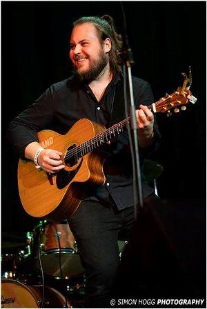 Rikard Sjöblom in Cumbria