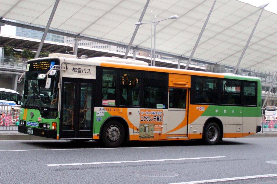 東京都交通局 S-V314