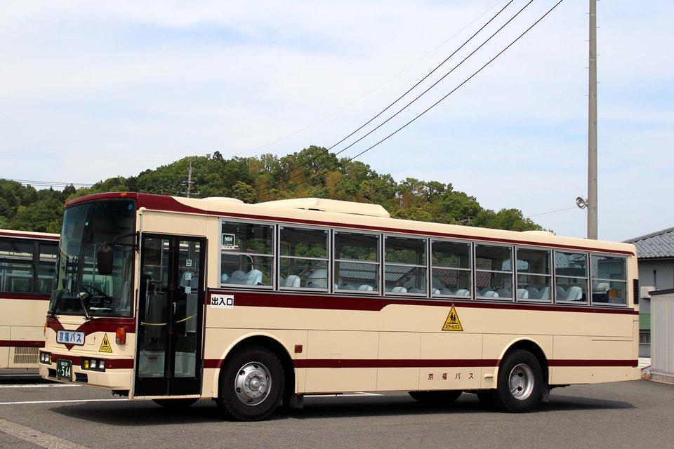 京福バス か564