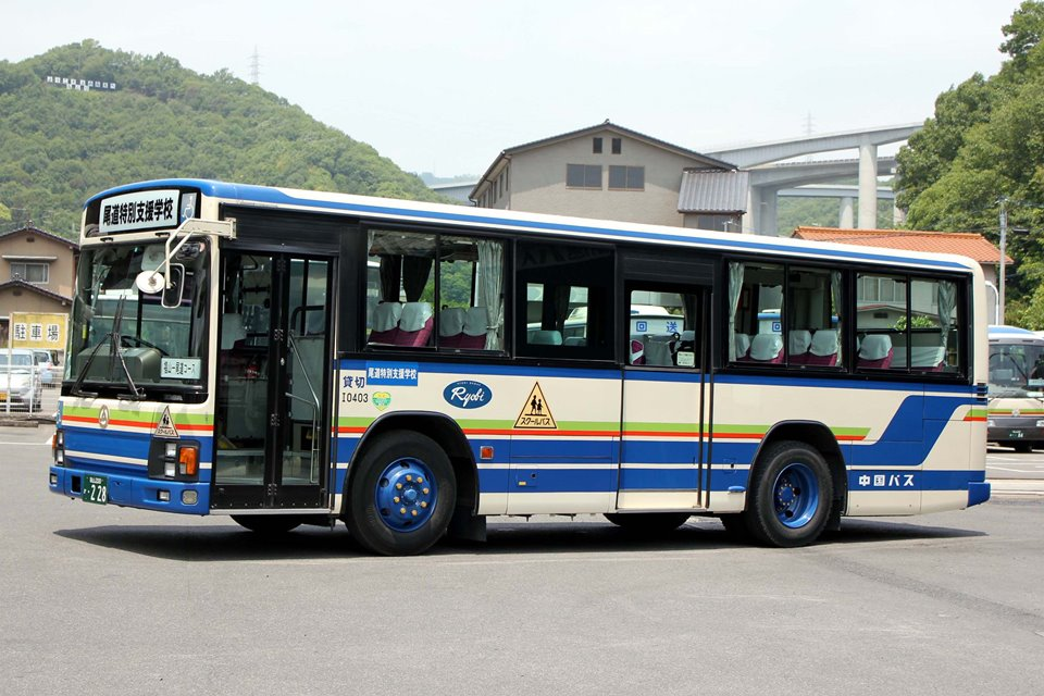 中国バス I0403