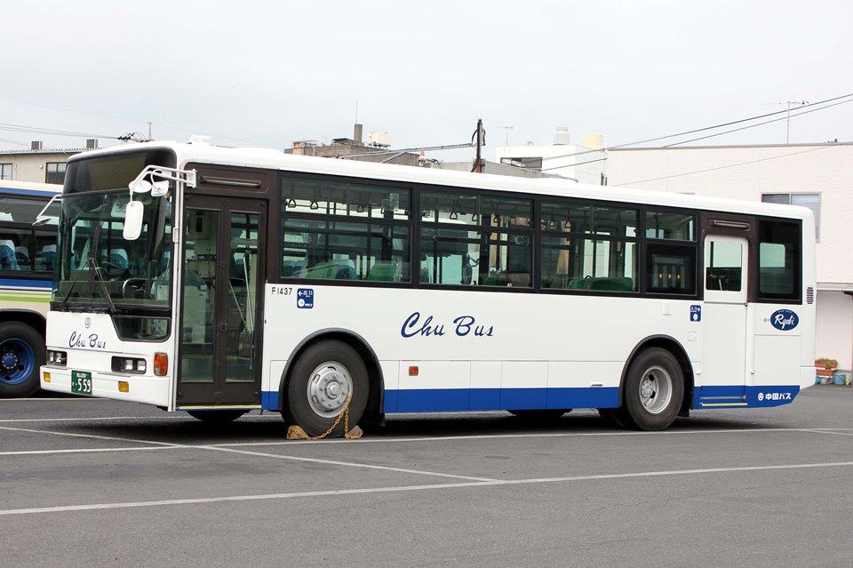 中国バス F1437