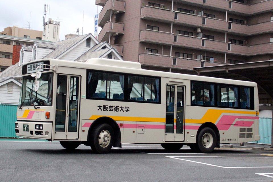 MK観光バス か817