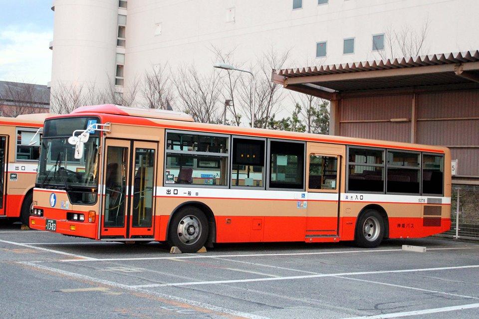 神姫バス 5078