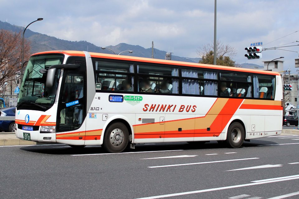 神姫バス 5431