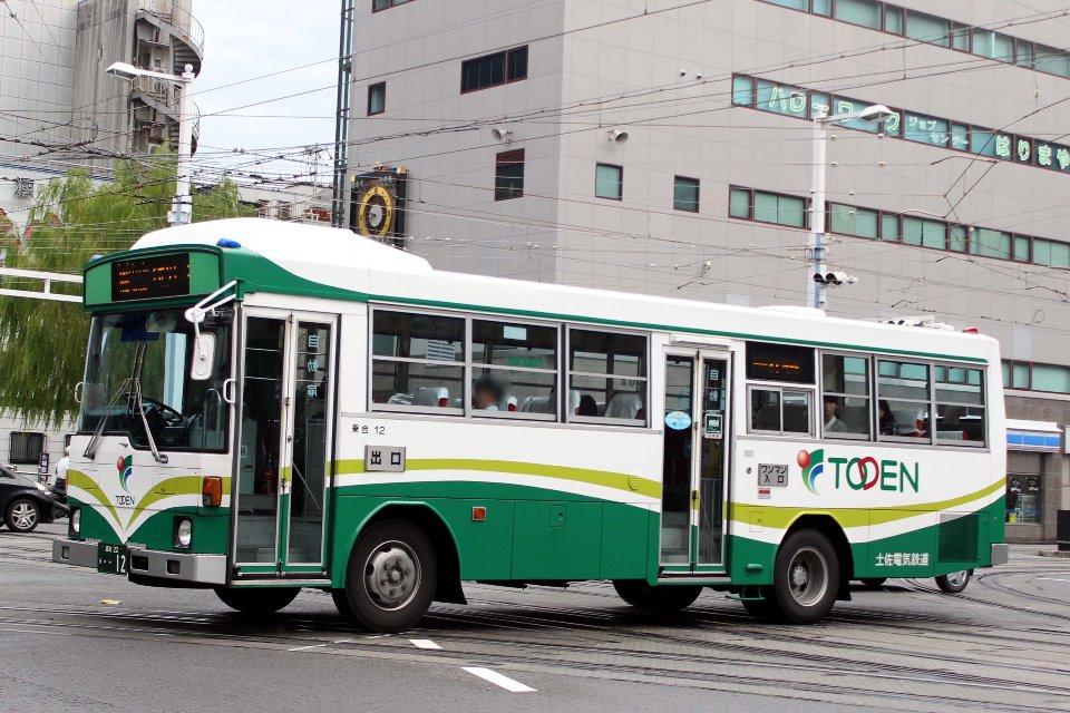 土佐電気鉄道 き12