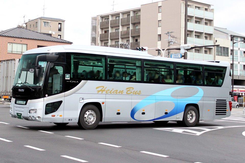 へいあんバス あ8