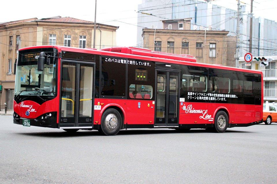 京都急行バス か3006