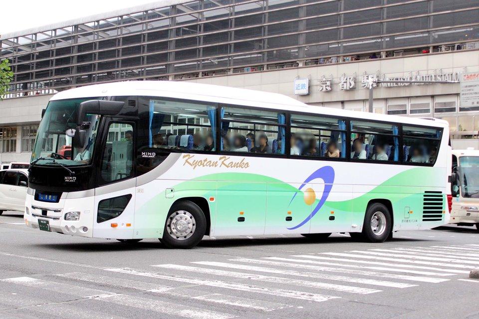 京丹観光バス う7