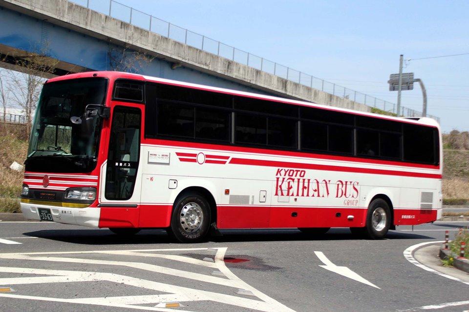 京都京阪バス 3363