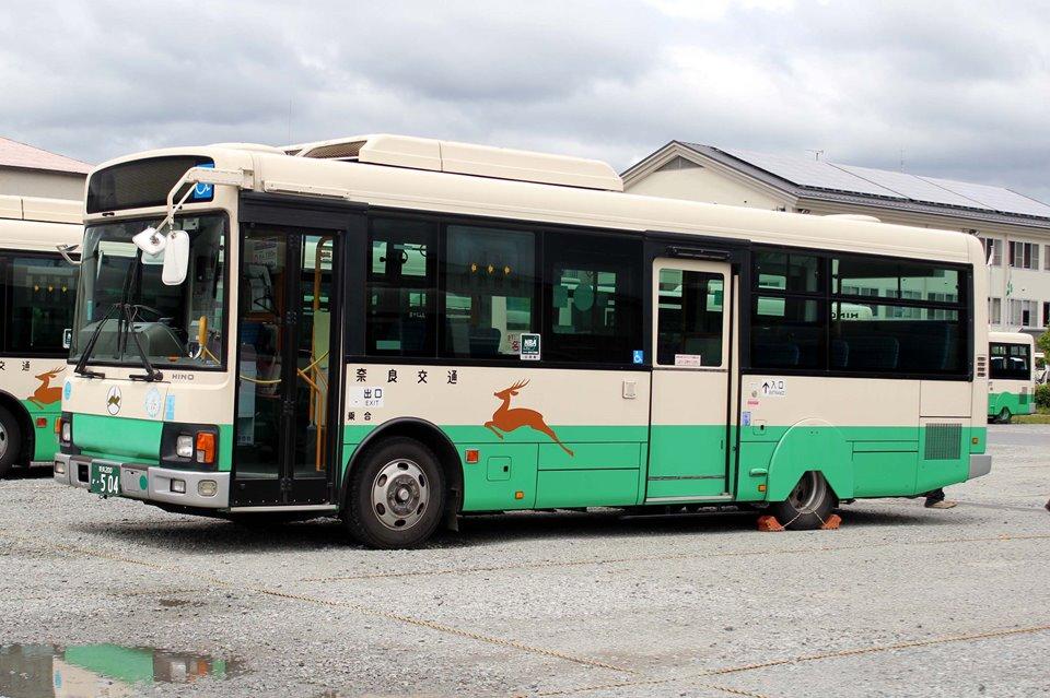 奈良交通 か504