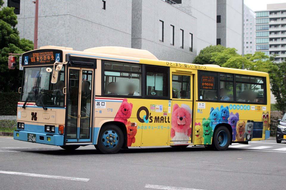 阪急バス 178